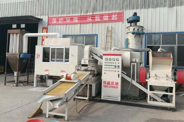 伟赢铜米机质量及生产工艺无可挑剔