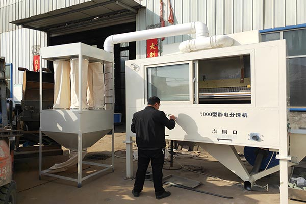 铜米机配置高低决定了设备的产量和工作效率重要因素