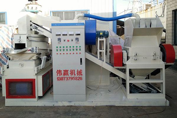 铜米机模块化生产技术提高了设备产量
