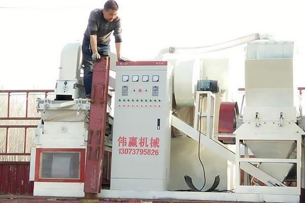 小型铜米机是粉线机专家