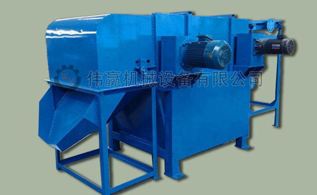 致力于固体废物筛分的涡电流分选设备
